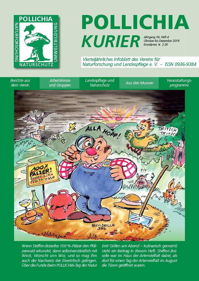 Kurier 4 2018 Cover